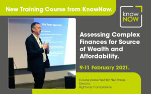 Source of Wealth and Affordability Training for the Gambling Sector