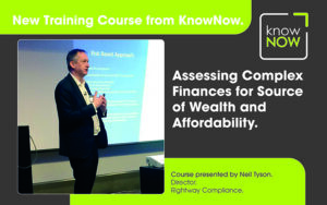 Assessing complex customer finances for gambling operators - new online training